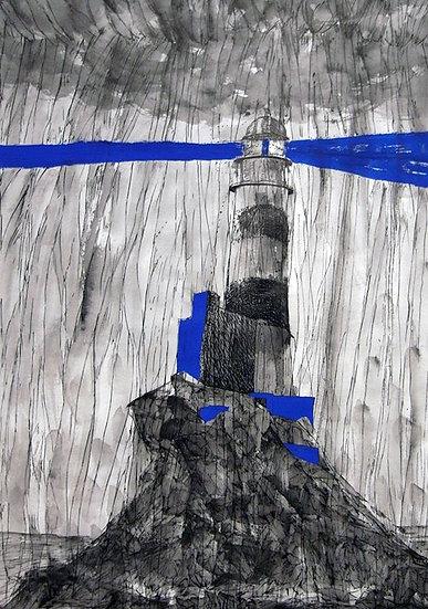 中山恵美子 / 雨の灯台