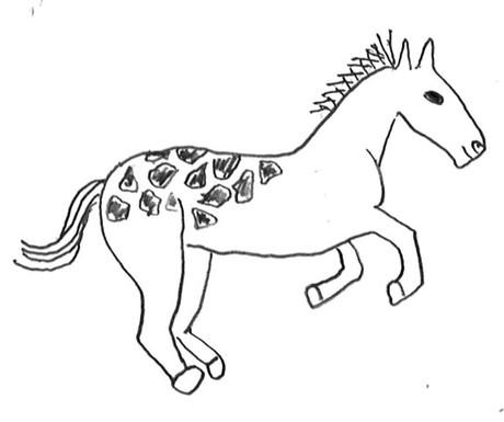 麒麟模様の馬.jpeg