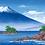 Thumbnail: 丸山清人オリジナル手ぬぐい
