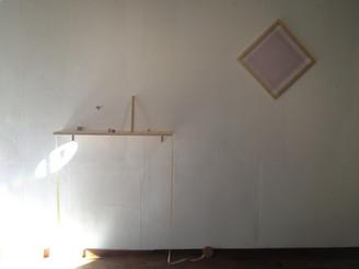 おひねりプロジェクト報告 藤田道子展『Assist』
