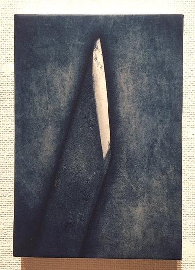 knife - belong to 槻仁一郎 / 稔