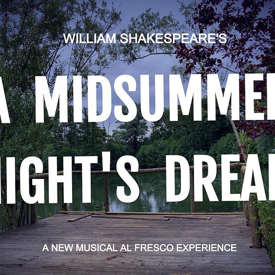 A MIDSUMMER NIGHT'S DREAM 3pm Matinee Show