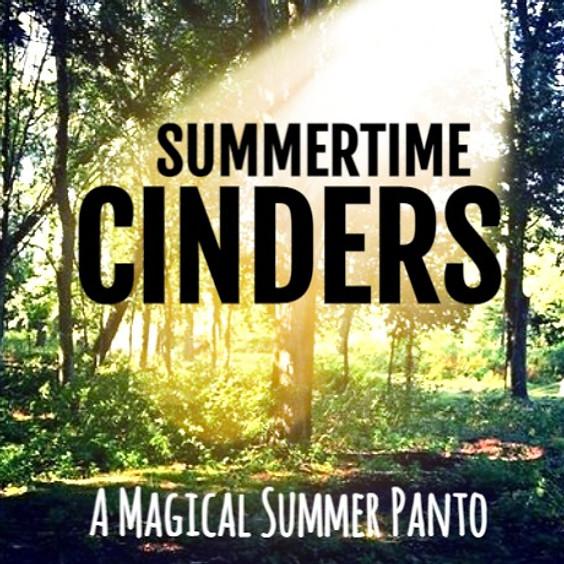SUMMERTIME CINDERS - Chalkney Water Meadows