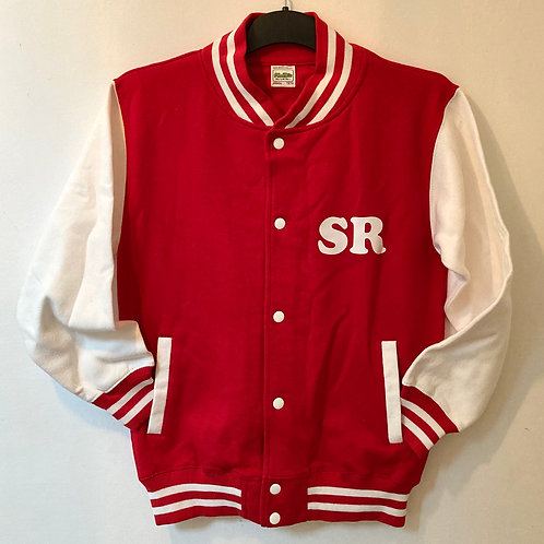 Theatre Arts Academy Red Jacket (With Personalised Initials)