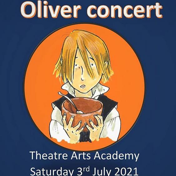 OLIVER! Concert 1:45pm
