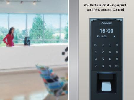 Biometric units?  We've got you covered || One Eighty