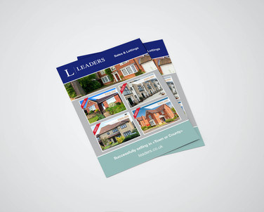 Sold Property Flyers