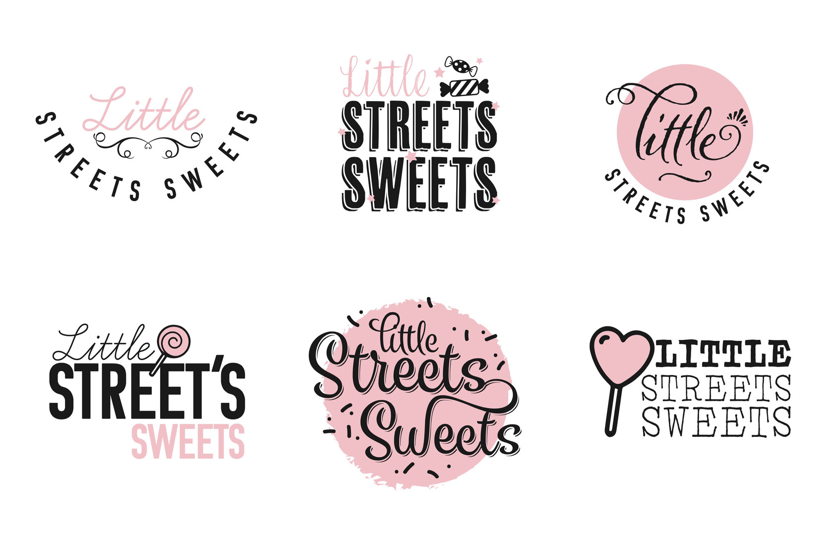 Little Streets Sweets