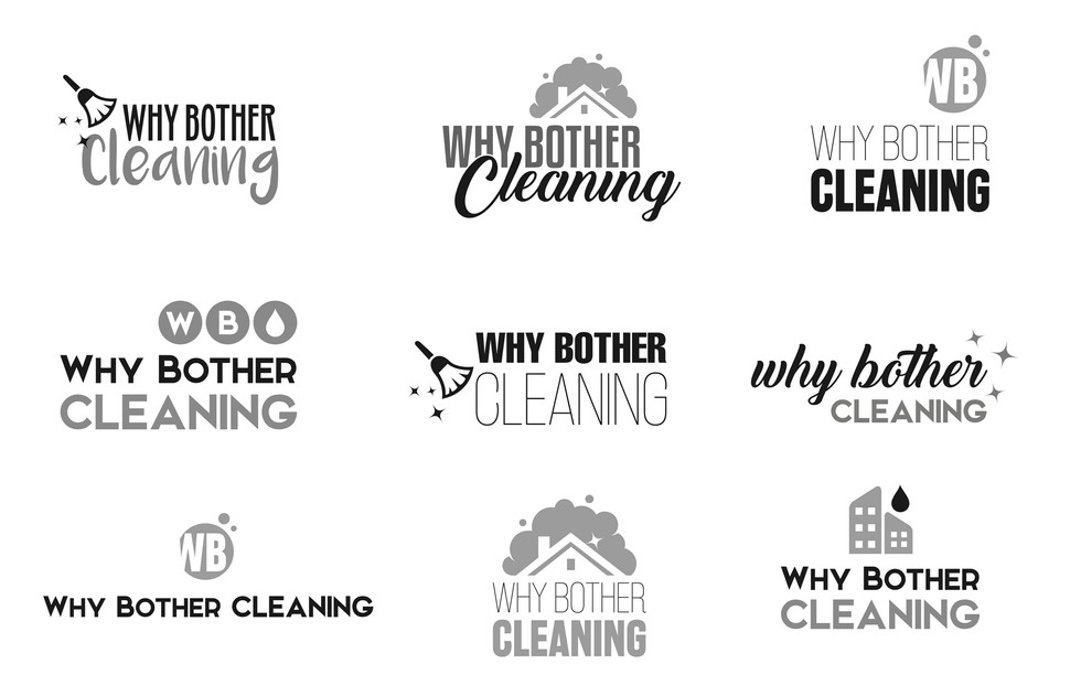 Why Bother Cleaning