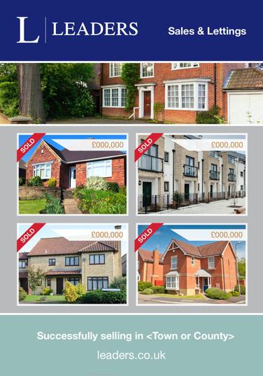 Sold Property Flyer