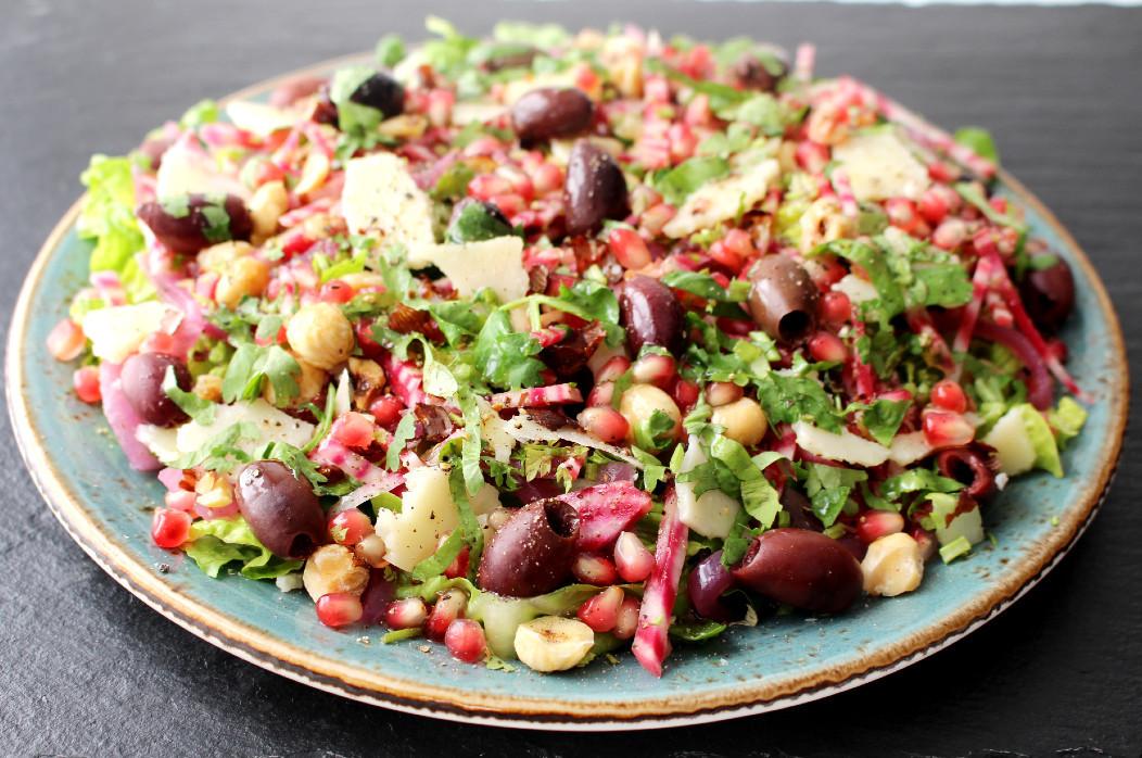 Høstens salat
