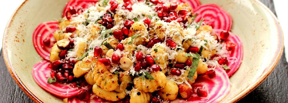 Gnocchi (poteter på klassisk italiensk måte)