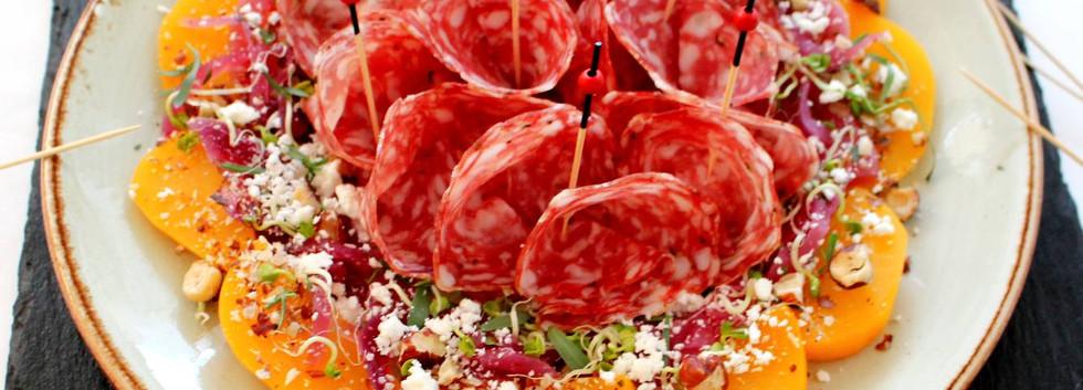 Salami med fennikel