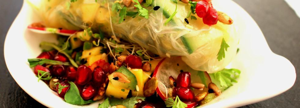 Vietnamesisk vårrull
