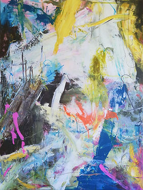 schilderij painting kunst art elisabeth bieze veerbeek elisabethartstudio abstract expressisme_