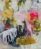 abstract painting schilderij kunstenaar artist art galery gallerij galerie elisabeth bieze veerbeek @elisabethartstudio