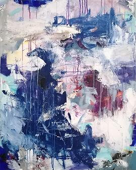 Blue by Elisabeth Veerbeek
