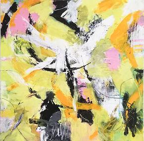 art kunst schilderij painting kunstenaar artist abstract expressionisme atelier gallery galerie elisabeth bieze veerbeek elisabethartstudio rotterdam