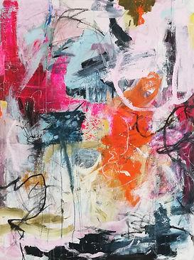 art kunst painting schilderij artist kunstenaar abstract expressionisme elisabeth bieze veerbeek elisabethartstudio atelier rotterdam