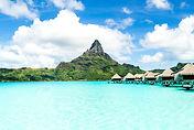 Tahiti lagoon