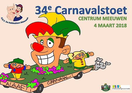 Carnavalstoet - Heikiesèters
