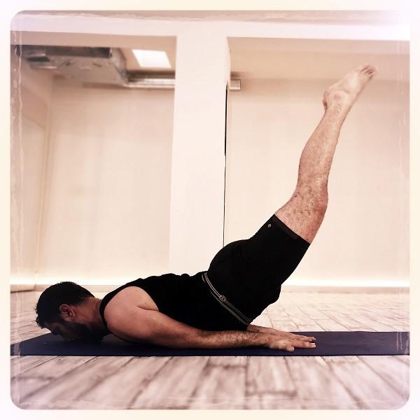 Cobra Pose - Hot Yoga Barcelona