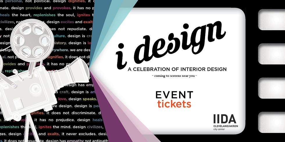 IIDA Cleveland Akron I Design Awards Virtual Attendee Tickets