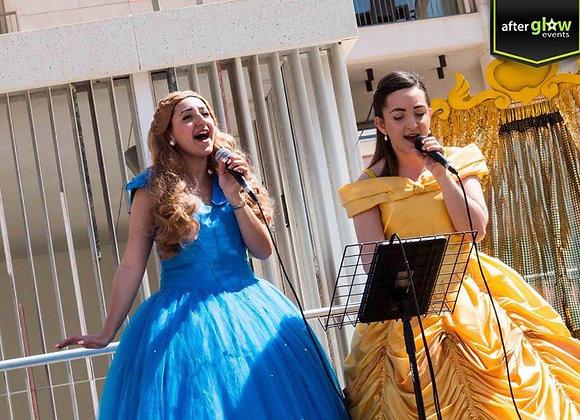 Singing Pricesses