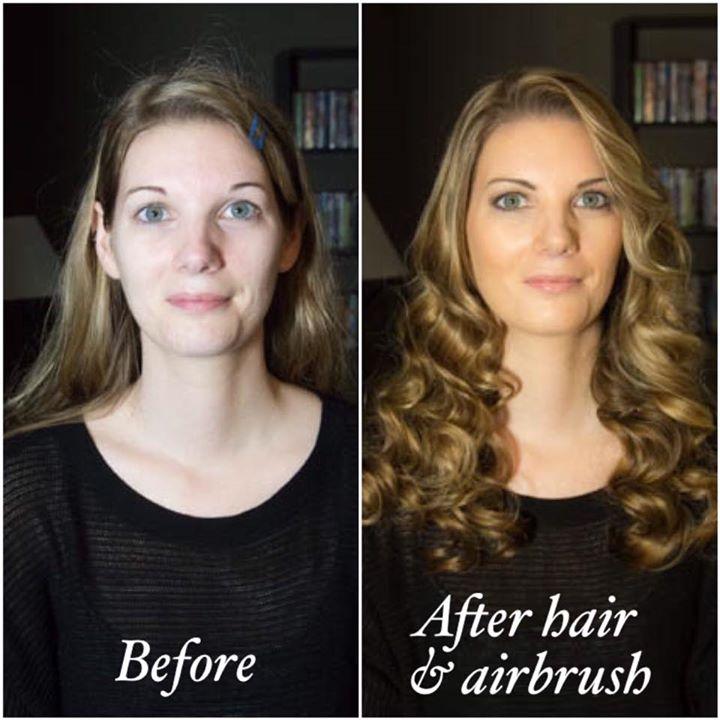hair & airbrush