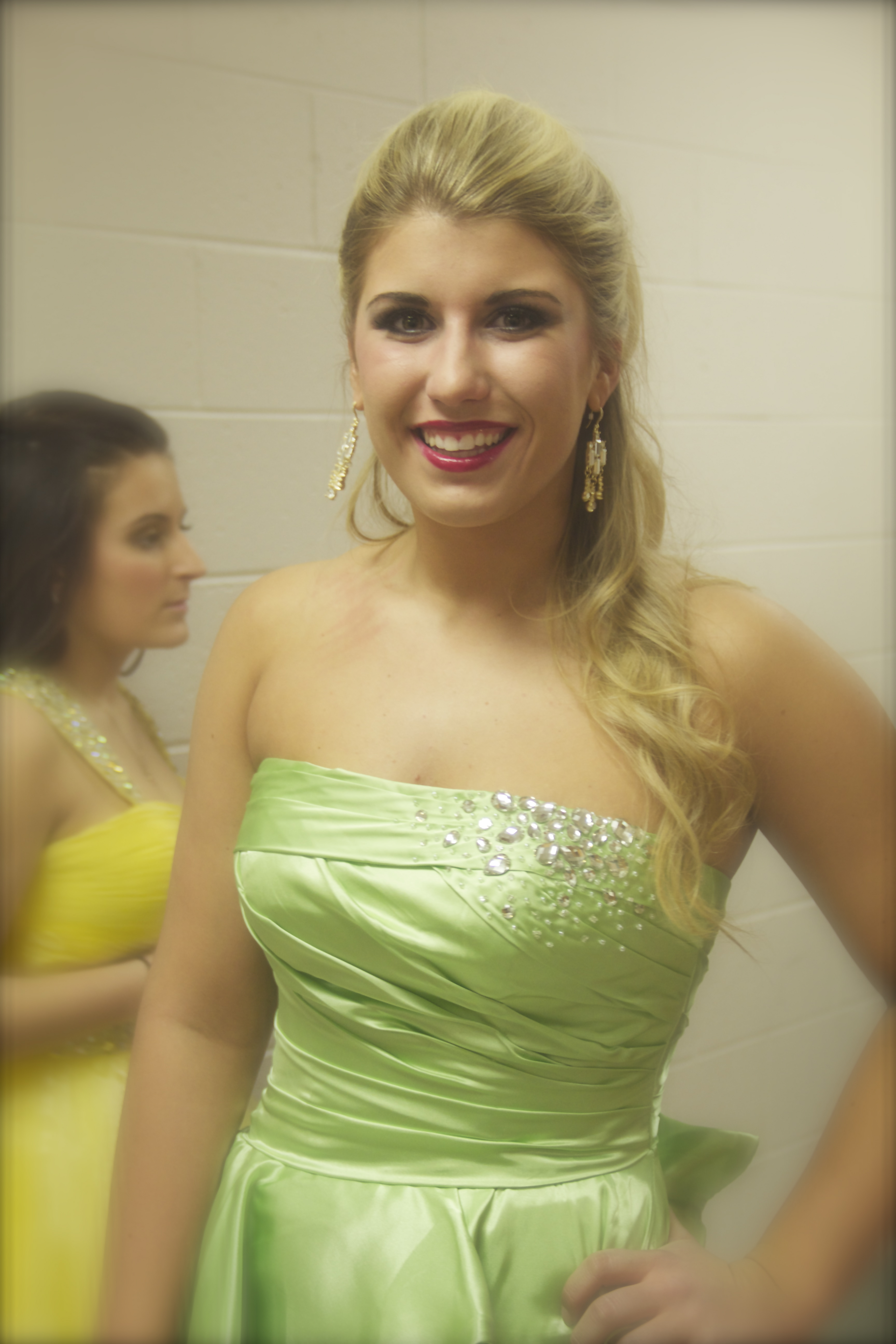 Hair for Clearview Fashion Show