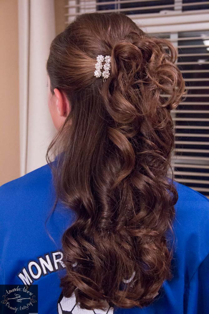 gabby hair