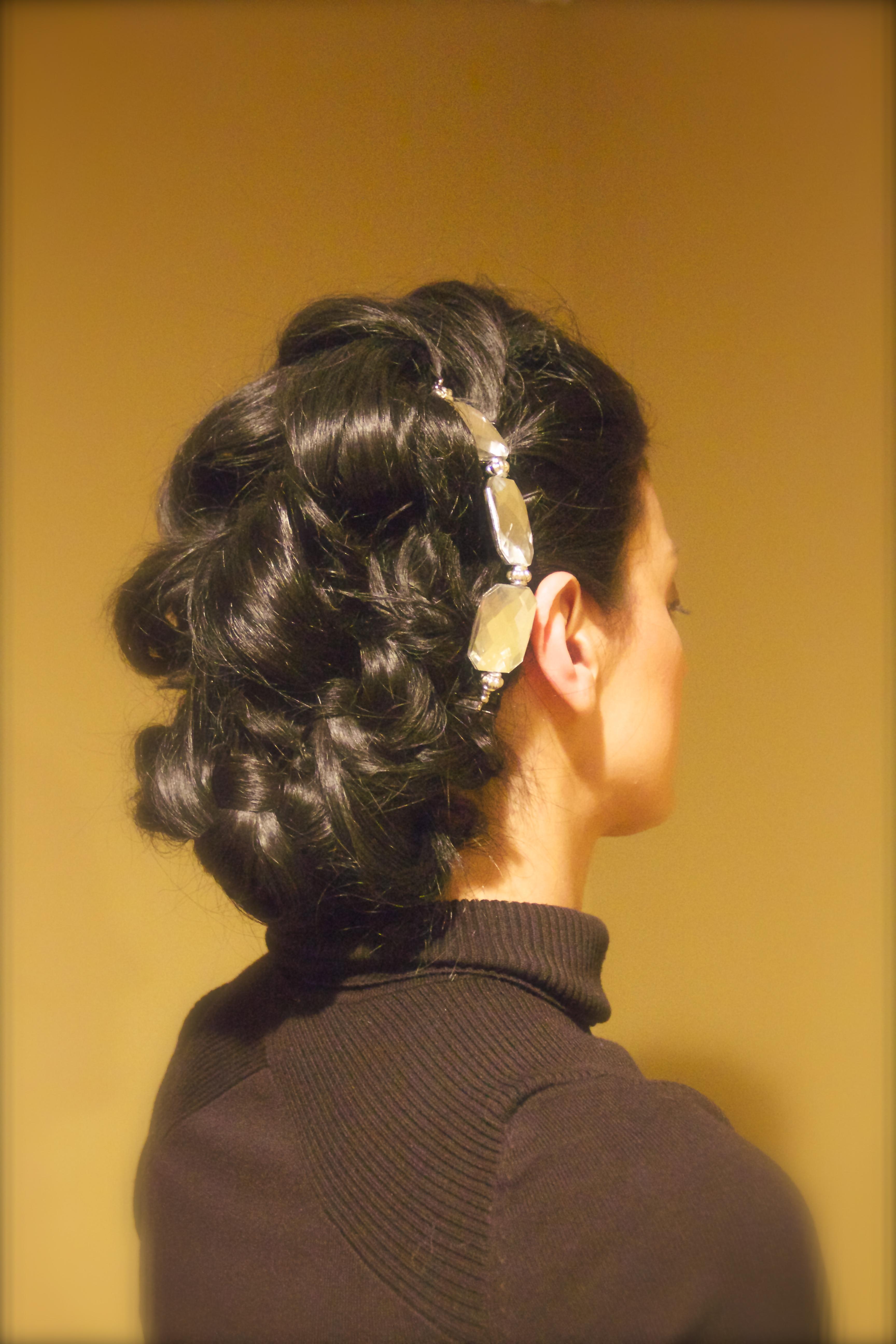 Christine hair