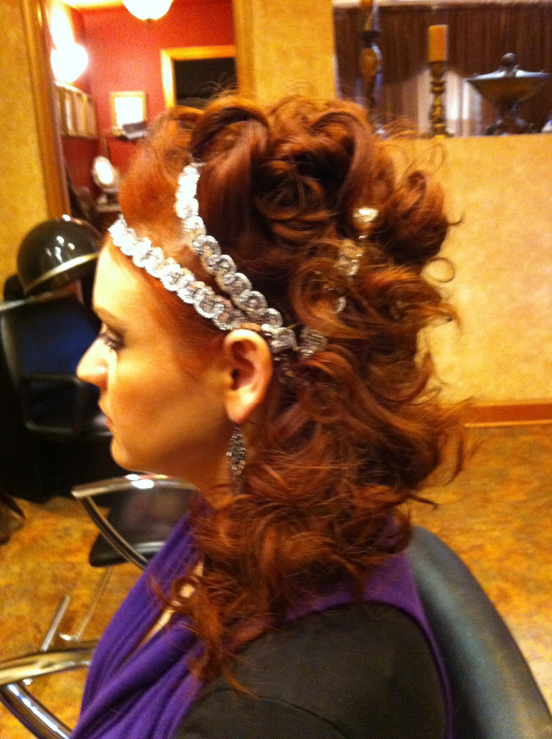 Marci hair