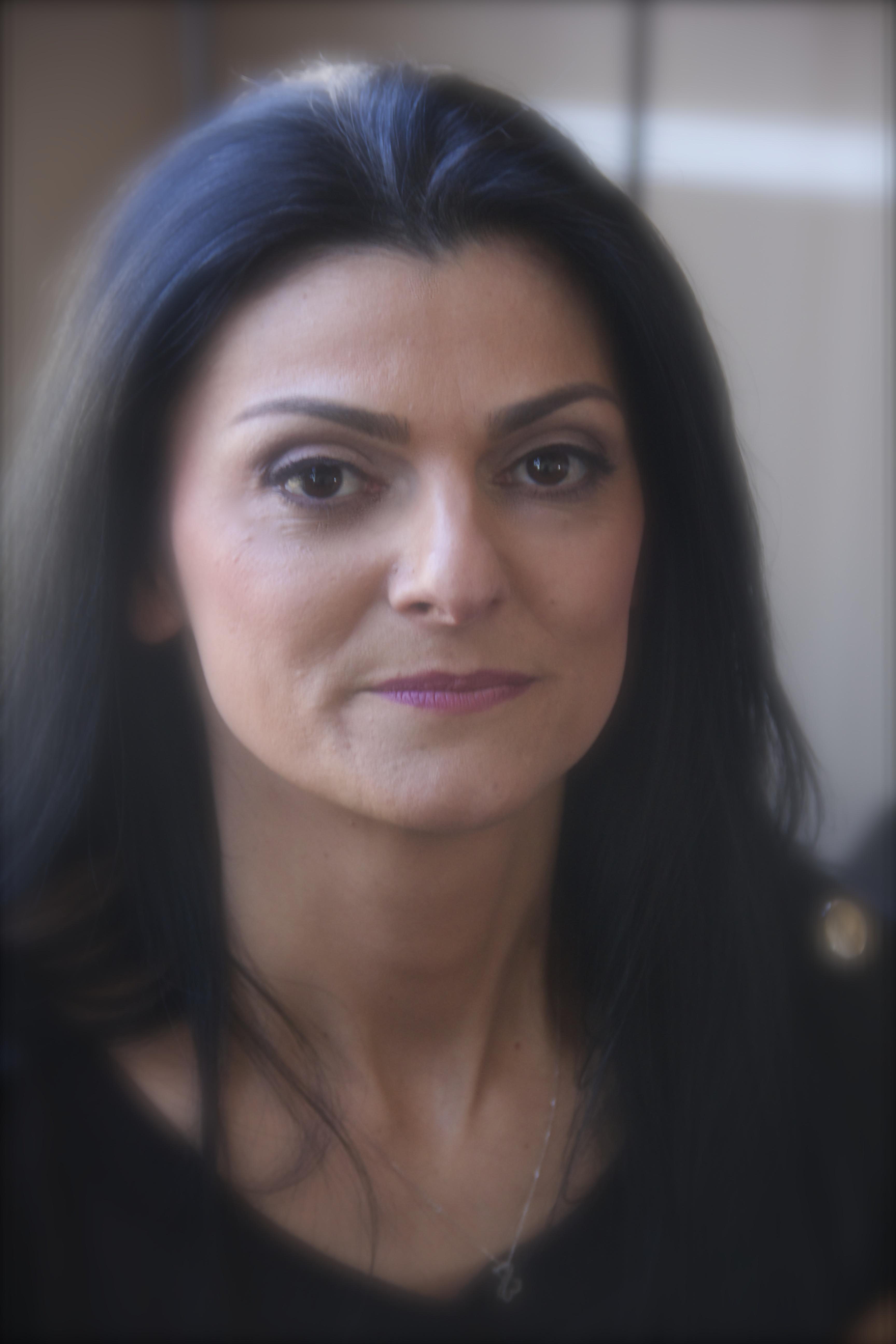 Christine makeup