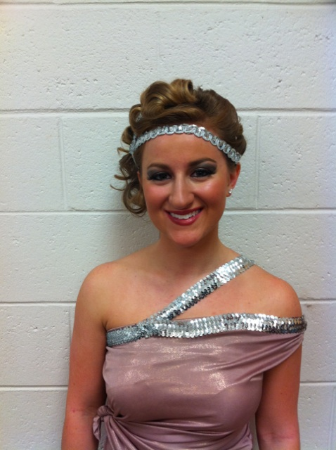 Clearview Fashion Show Makeup