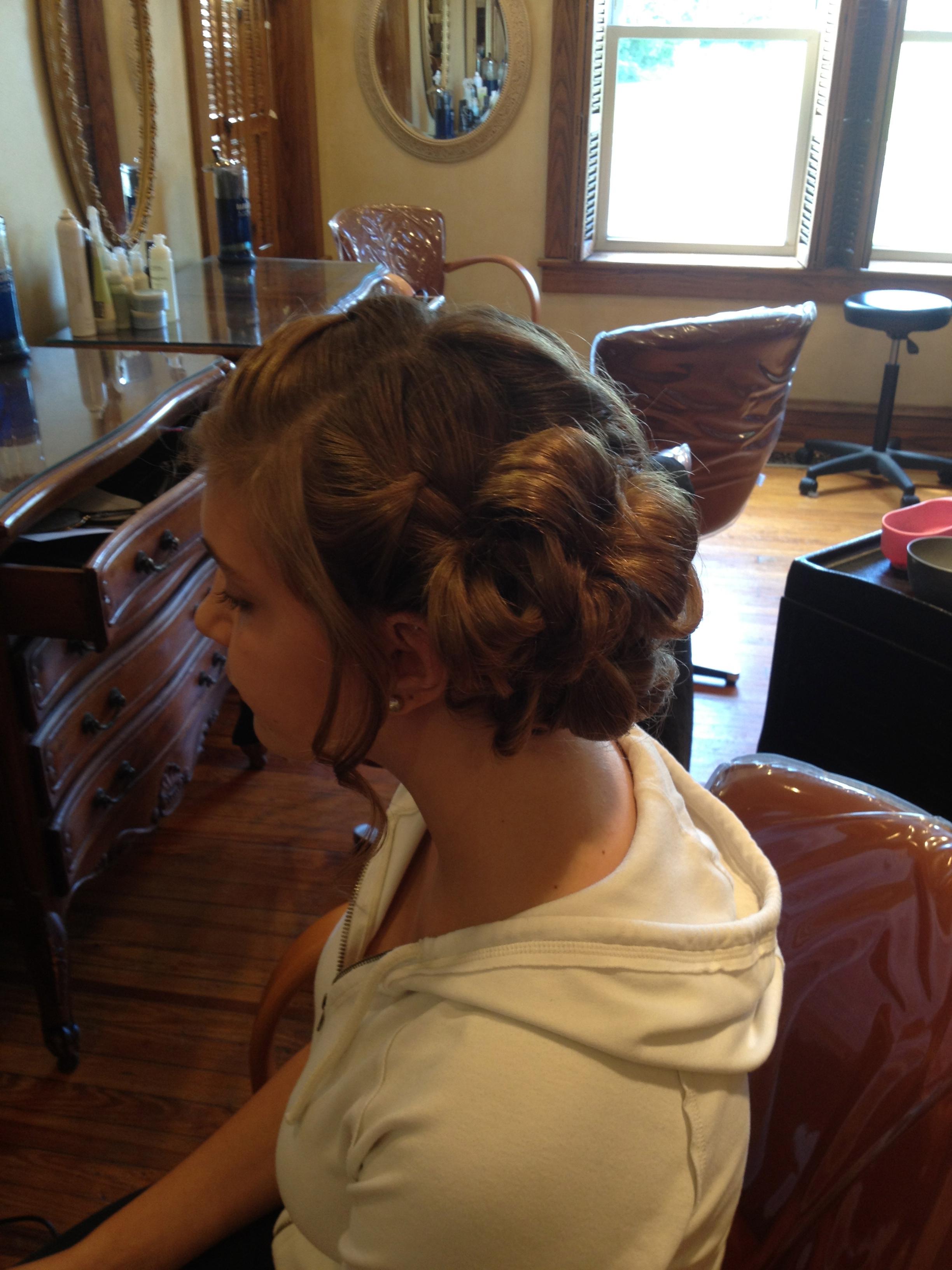Emily hair