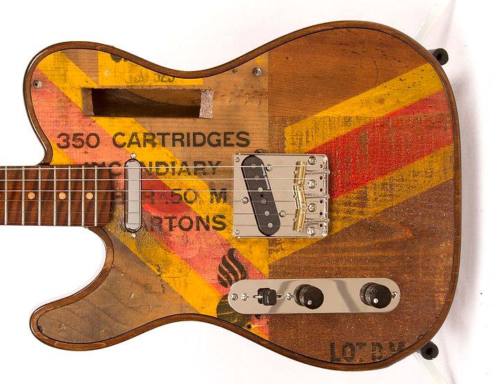 Lefty 350 - Maverick Pro Vintage Wood