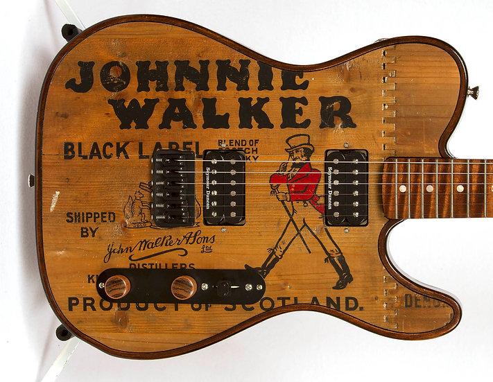 Black Scotch - Maverick Pro Vintage Wood
