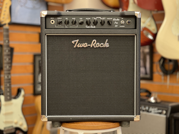 Two Rock Studio Pro 35 Combo