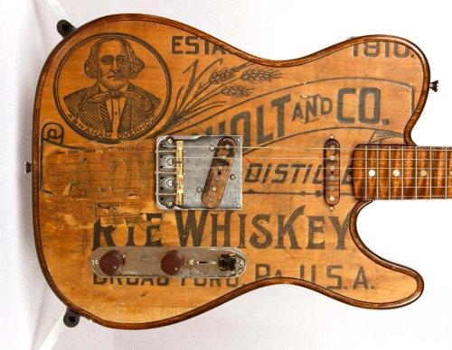 Rye Whiskey - Maverick Pro Vintage Wood