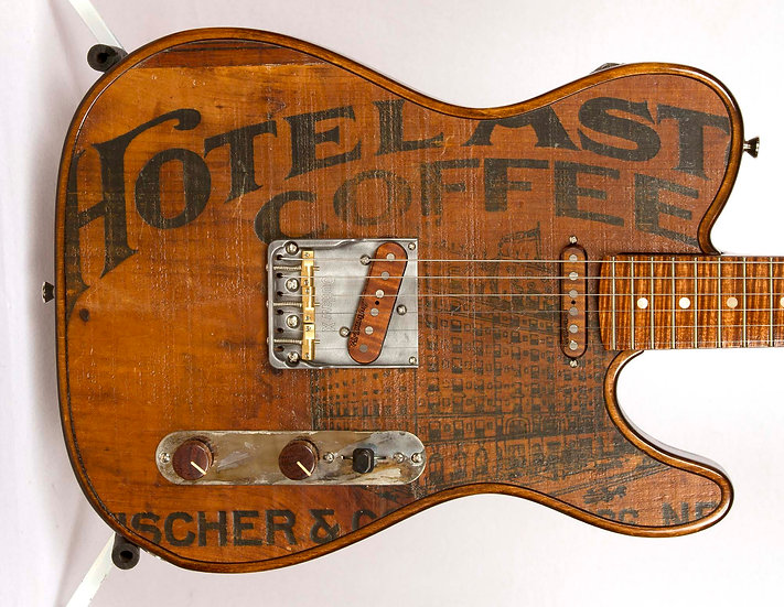 Hotel Astor - Maverick Pro Vintage Wood