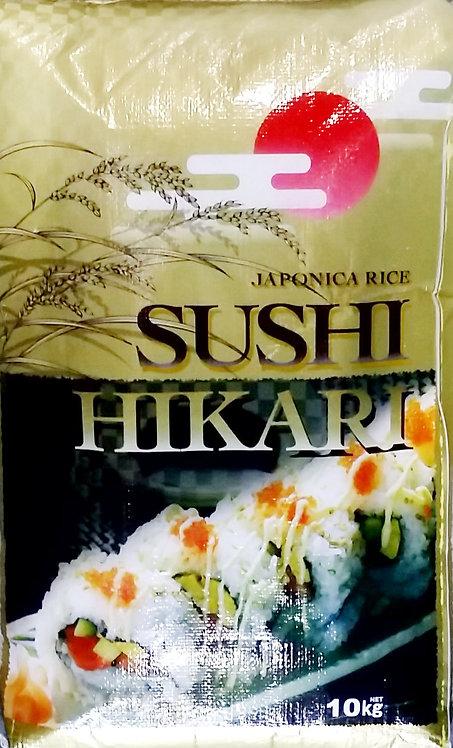 SUSHI HIKARI Rice 10kg