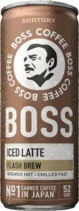 SUNTORY Boss Latte 237ml
