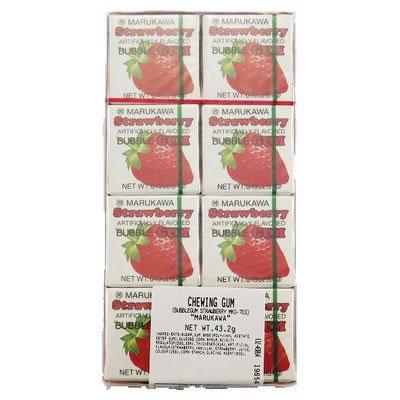 MARUKAWA Gum Straw 43g