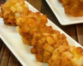 SIFCO Crouton Shrimp 600g Frozen Breaded Shrimp 15g x40p