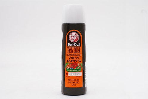 BULL Tonkatsu Sauce 500ml