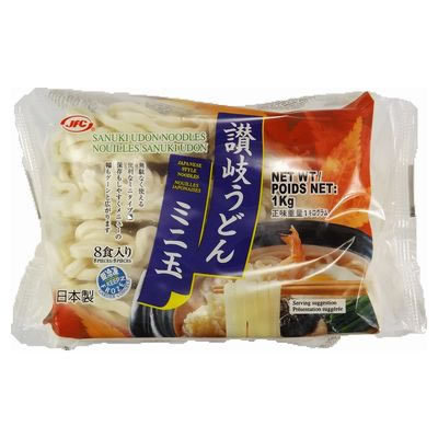 JFC Mini Udon 8pc 1kg
