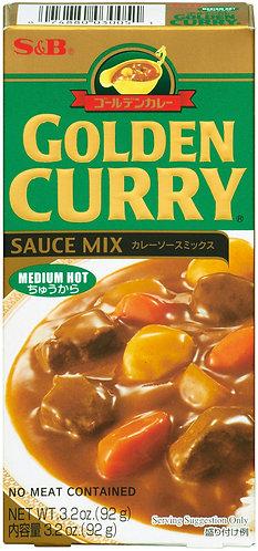 SB Golden Curry M-H 92g