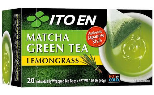 ITOEN Green Tea Lemongrass (20pcs)