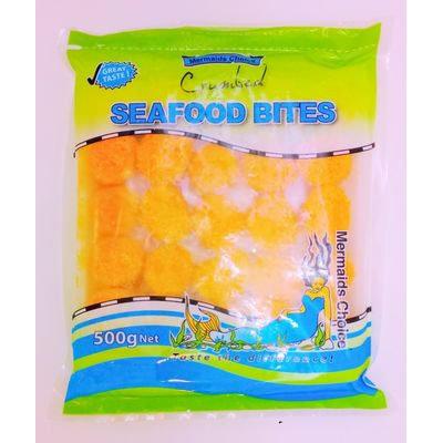 MERMAID Sea Bites 25pc 500g